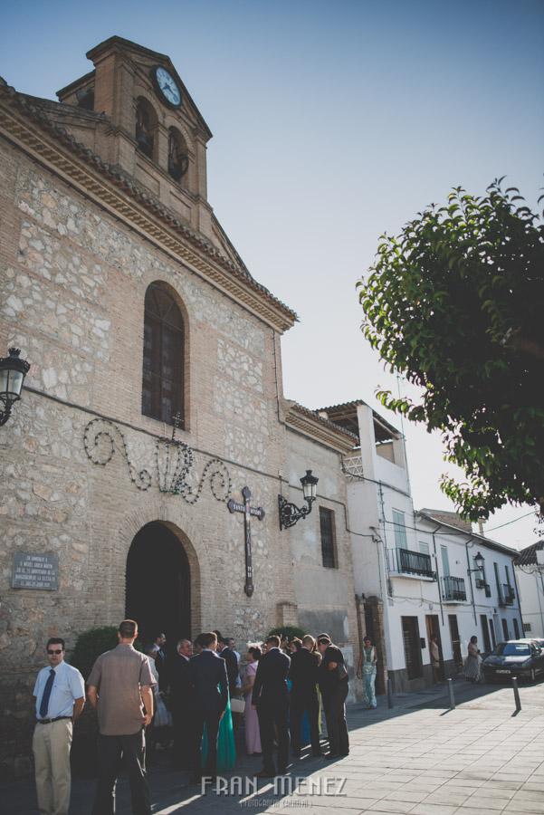 Fotografias de Bodas en Parroquia San Jose El Jau Santa Fe Granada Hotel Casa del Trigo Cortijo Alameda Fuentevaqueros Granada Fran Menez Fotografo 51
