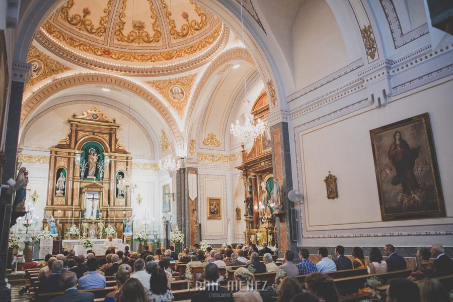 Fotografias de Bodas en Parroquia San Jose El Jau Santa Fe Granada Hotel Casa del Trigo Cortijo Alameda Fuentevaqueros Granada Fran Menez Fotografo 67