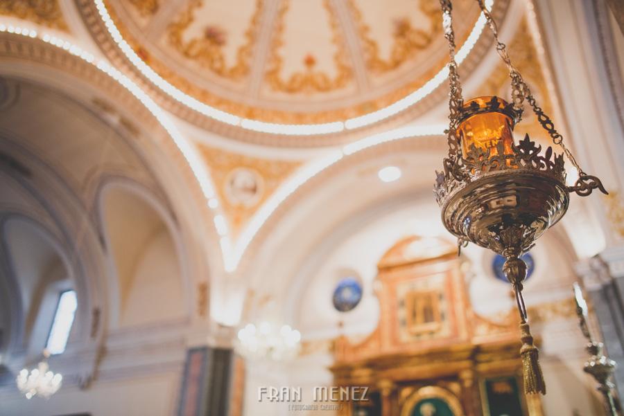Fotografias de Bodas en Parroquia San Jose El Jau Santa Fe Granada Hotel Casa del Trigo Cortijo Alameda Fuentevaqueros Granada Fran Menez Fotografo 68