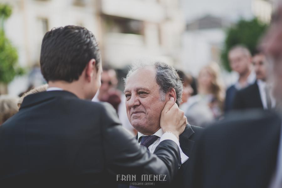 Fran Menez Fotografo de Bodas. Mamen y Fran. Boda en Granada. Tiro Pichon 101