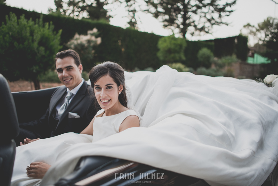 Fran Menez Fotografo de Bodas. Mamen y Fran. Boda en Granada. Tiro Pichon 113