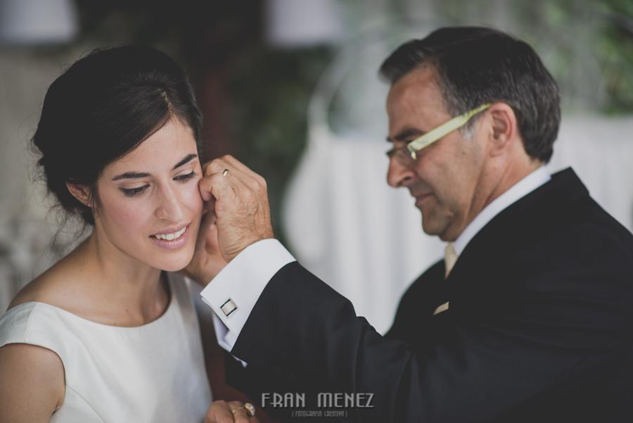 Fran Menez Fotografo de Bodas. Mamen y Fran. Boda en Granada. Tiro Pichon 54