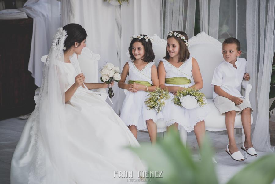 Fran Menez Fotografo de Bodas. Mamen y Fran. Boda en Granada. Tiro Pichon 59