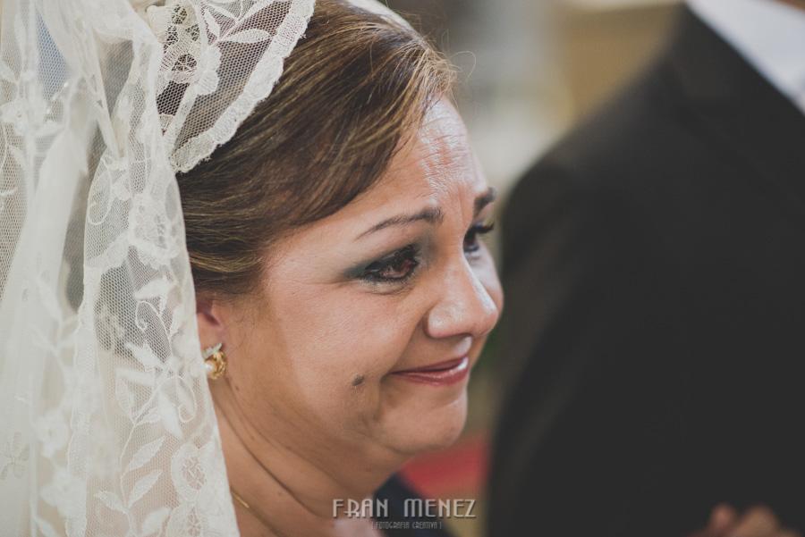 Fran Menez Fotografo de Bodas. Mamen y Fran. Boda en Granada. Tiro Pichon 73