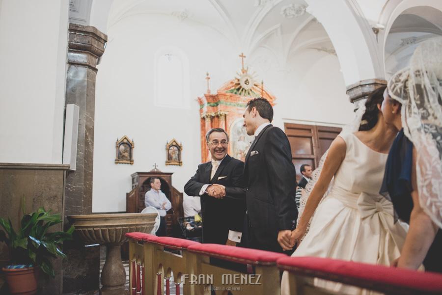 Fran Menez Fotografo de Bodas. Mamen y Fran. Boda en Granada. Tiro Pichon 75