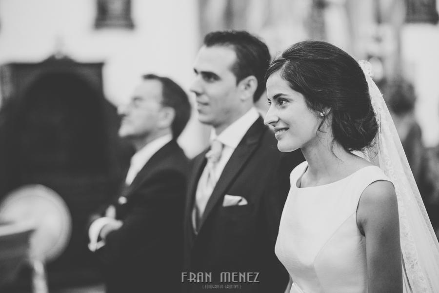 Fran Menez Fotografo de Bodas. Mamen y Fran. Boda en Granada. Tiro Pichon 85