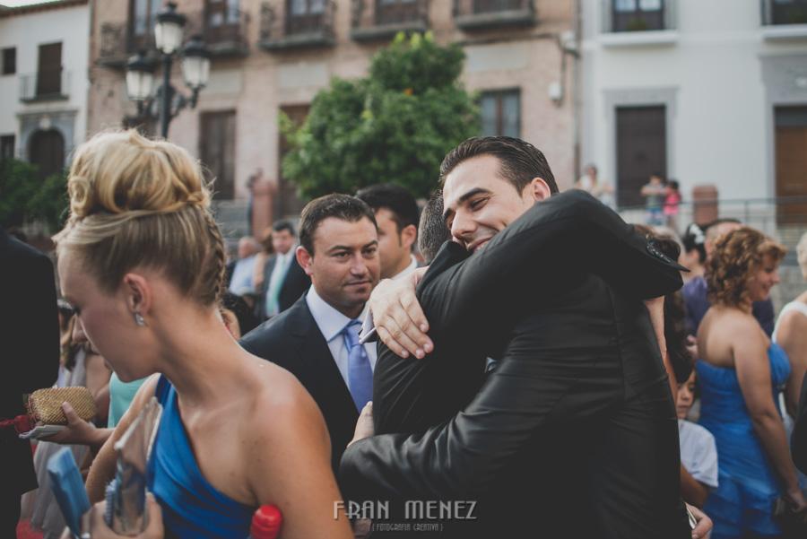 Fran Menez Fotografo de Bodas. Mamen y Fran. Boda en Granada. Tiro Pichon 95