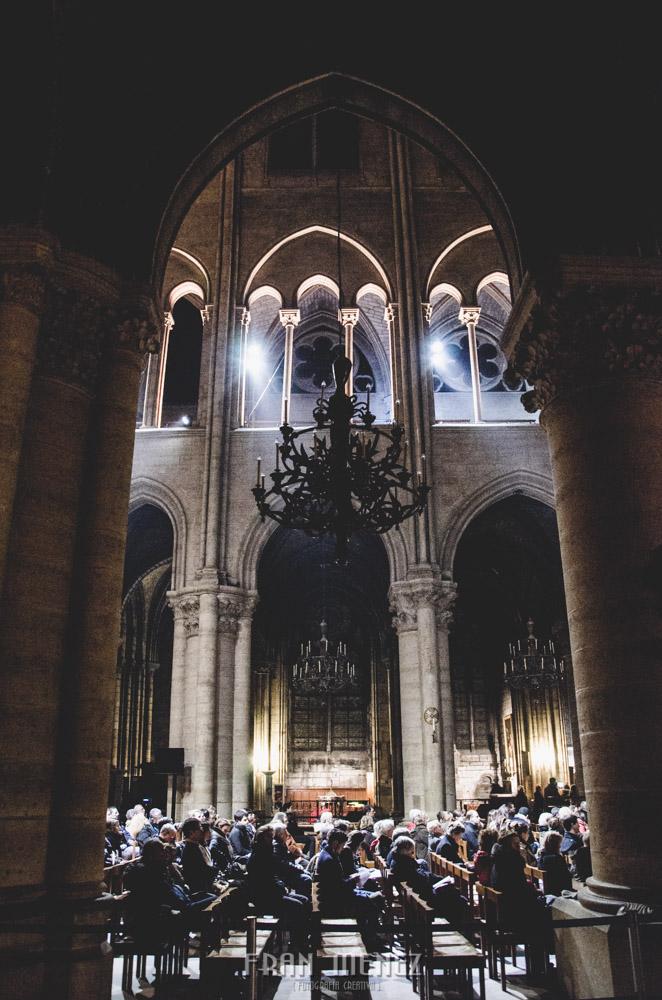 Fotografías de Paris. Fran Ménez Fotógrafo en Paris. 14 Notre Dame