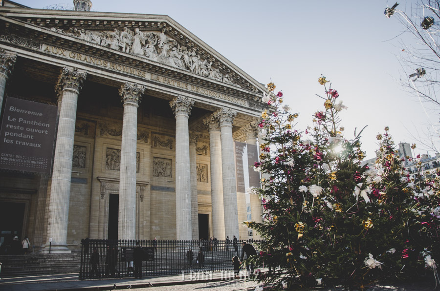 Fotografías de Paris. Fran Ménez Fotógrafo en Paris. 2 Panteon