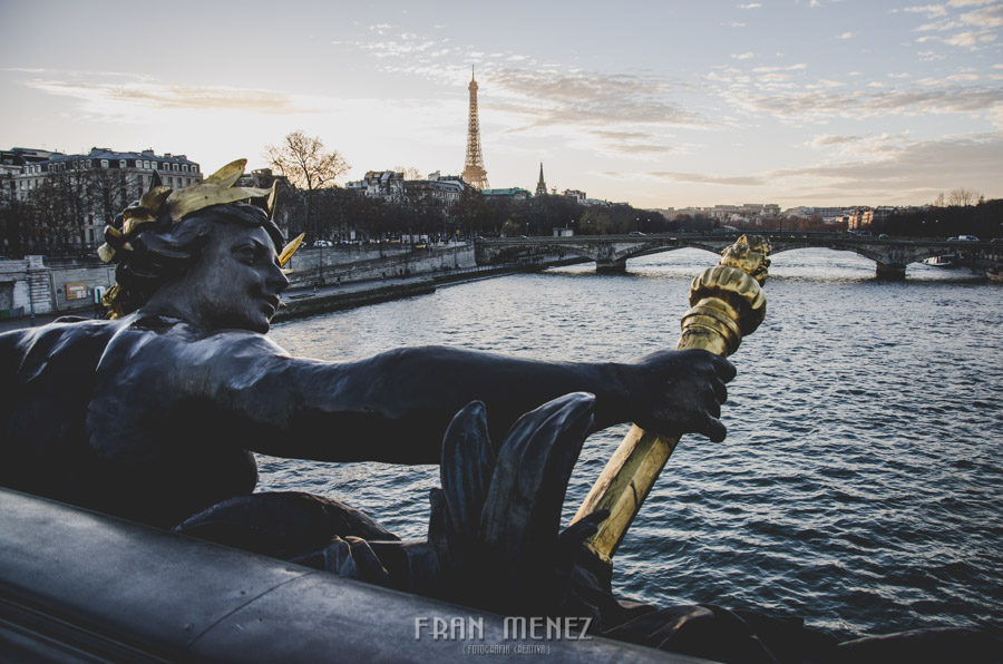 Fotografías de Paris. Fran Ménez Fotógrafo en Paris. 21 Sena Torre Eiffel Tower