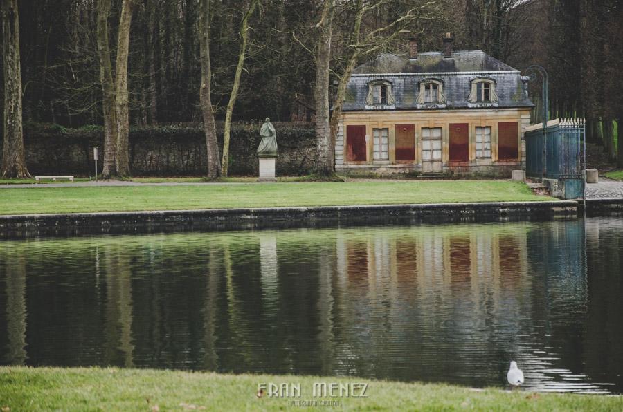 Fotografías de Paris. Fran Ménez Fotógrafo en Paris. 30 Versalles