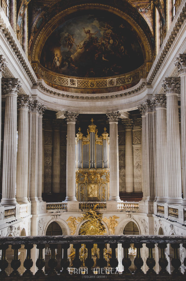 Fotografías de Paris. Fran Ménez Fotógrafo en Paris. 31 Versalles