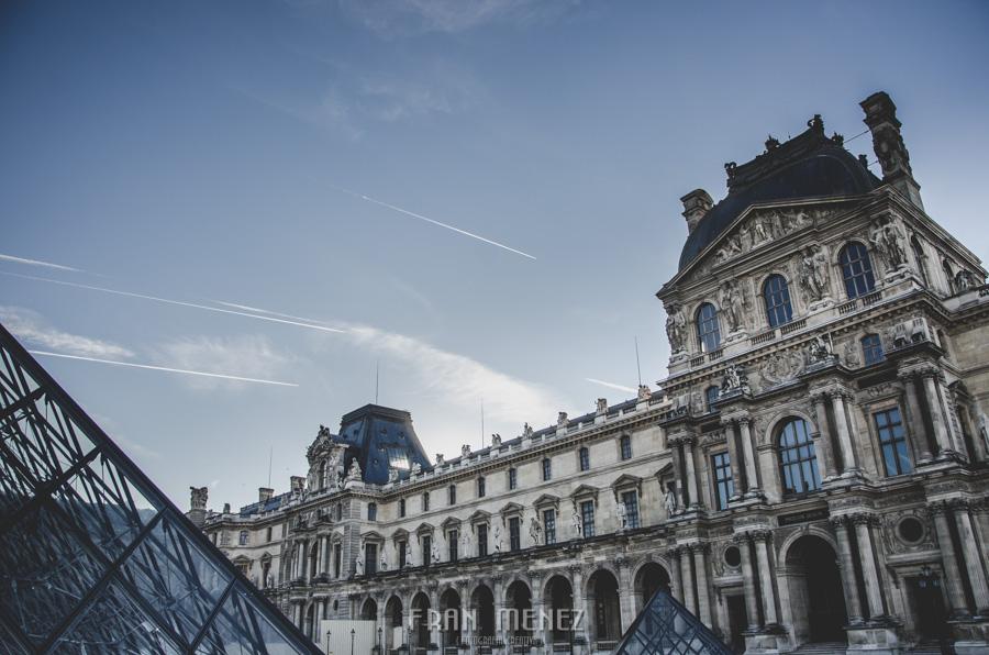 Fotografías de Paris. Fran Ménez Fotógrafo en Paris. 4 Louvre Museum
