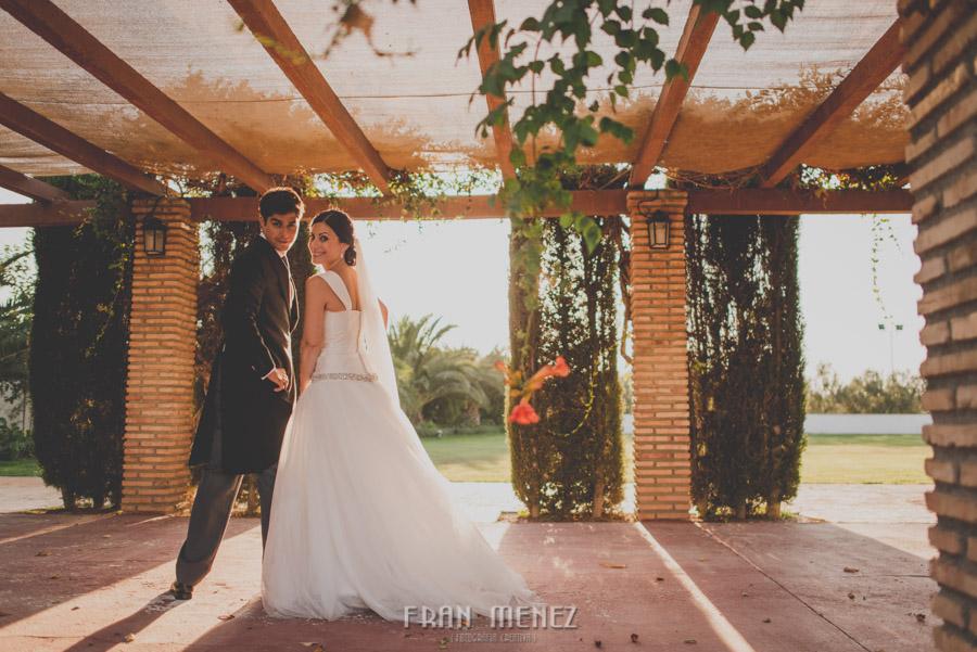 Fotografias de Boda en Torre del Rey y los Escolapios San Jose de Calasanz. Fran Ménez Fotógrafo. 121