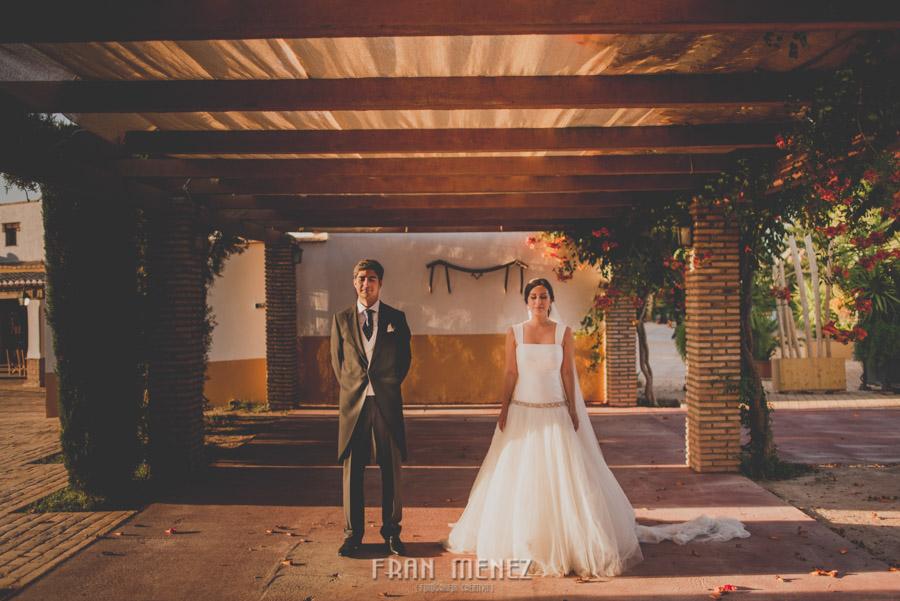 Fotografias de Boda en Torre del Rey y los Escolapios San Jose de Calasanz. Fran Ménez Fotógrafo. 122