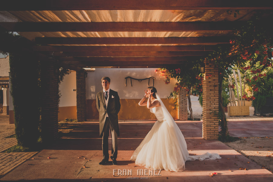 Fotografias de Boda en Torre del Rey y los Escolapios San Jose de Calasanz. Fran Ménez Fotógrafo. 124