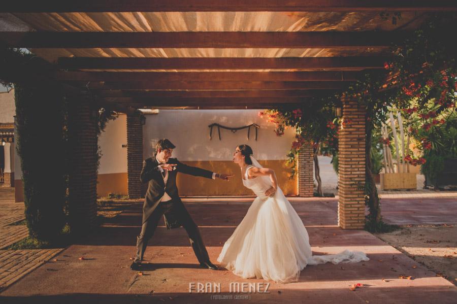Fotografias de Boda en Torre del Rey y los Escolapios San Jose de Calasanz. Fran Ménez Fotógrafo. 125