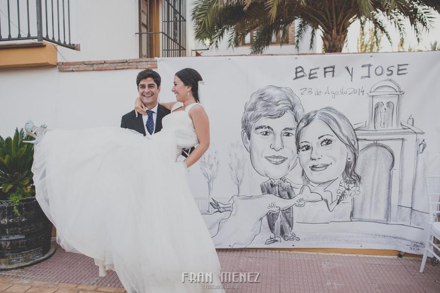 Fotografias de Boda en Torre del Rey y los Escolapios San Jose de Calasanz. Fran Ménez Fotógrafo. 152