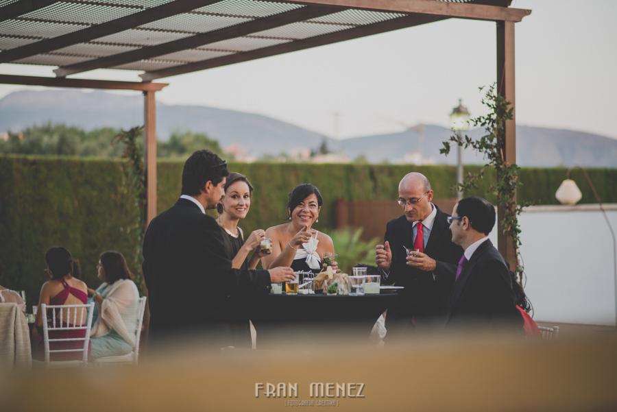 Fotografias de Boda en Torre del Rey y los Escolapios San Jose de Calasanz. Fran Ménez Fotógrafo. 156