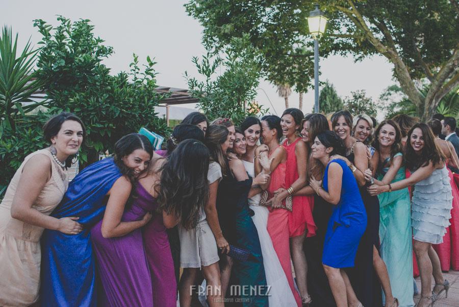 Fotografias de Boda en Torre del Rey y los Escolapios San Jose de Calasanz. Fran Ménez Fotógrafo. 163