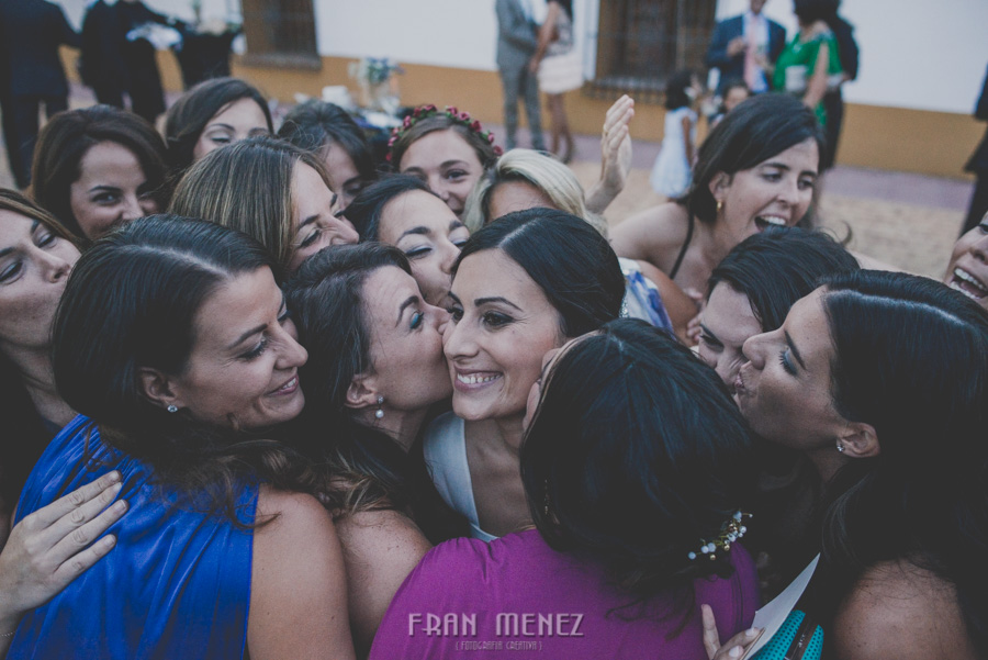 Fotografias de Boda en Torre del Rey y los Escolapios San Jose de Calasanz. Fran Ménez Fotógrafo. 165