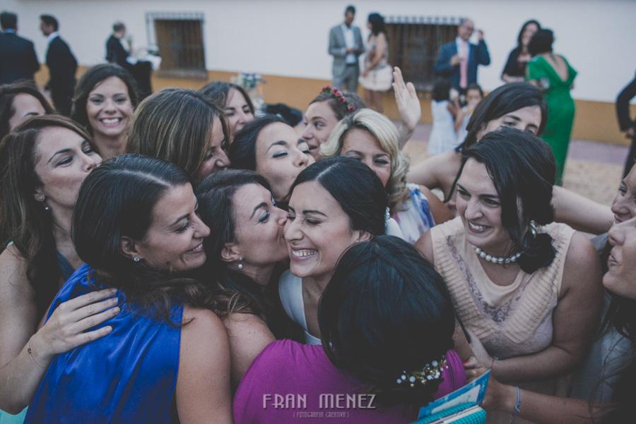 Fotografias de Boda en Torre del Rey y los Escolapios San Jose de Calasanz. Fran Ménez Fotógrafo. 166