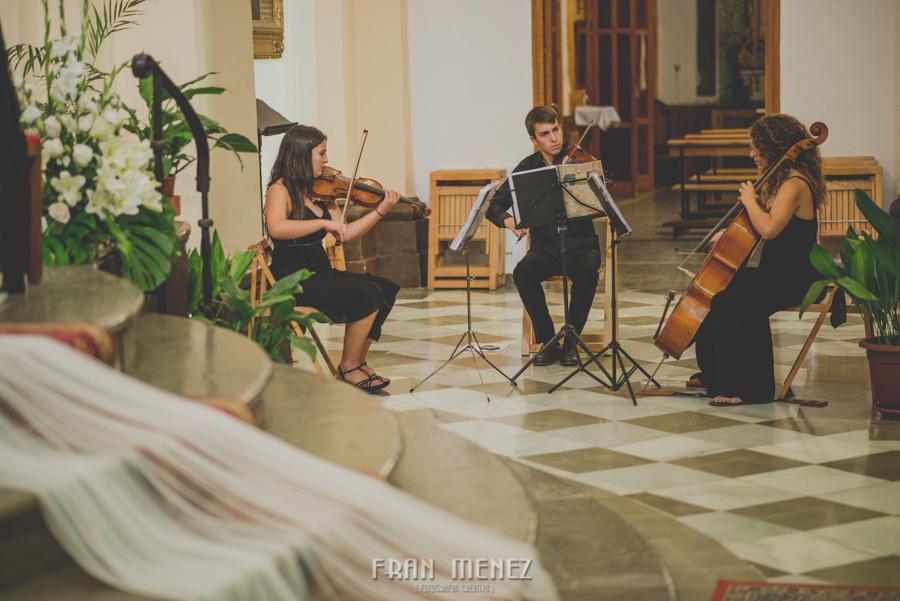 Fotografias de Boda en Torre del Rey y los Escolapios San Jose de Calasanz. Fran Ménez Fotógrafo. 50