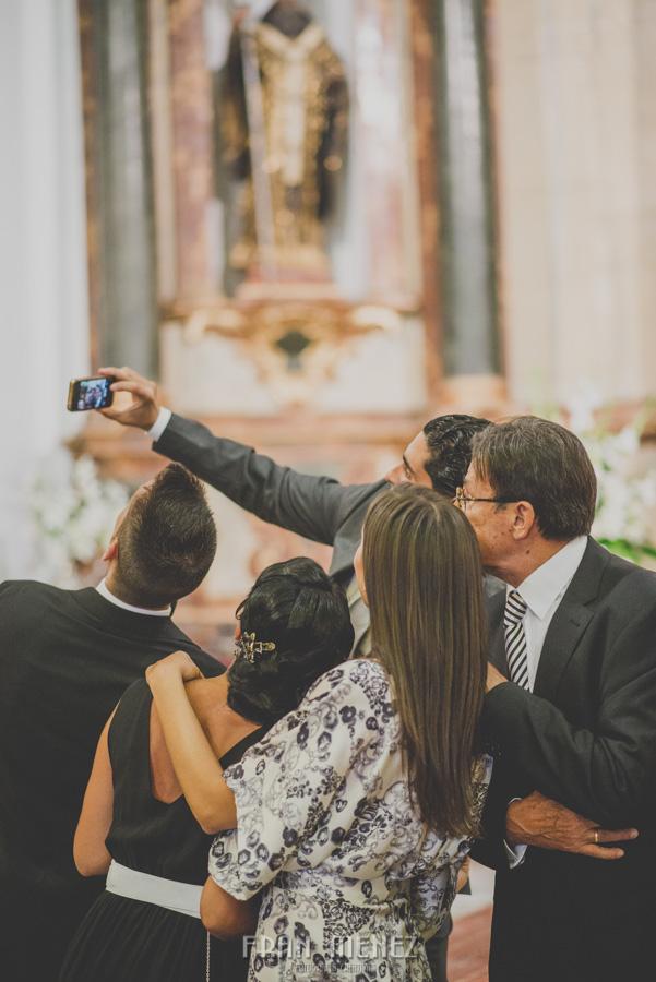 Fotografias de Boda en Torre del Rey y los Escolapios San Jose de Calasanz. Fran Ménez Fotógrafo. 75