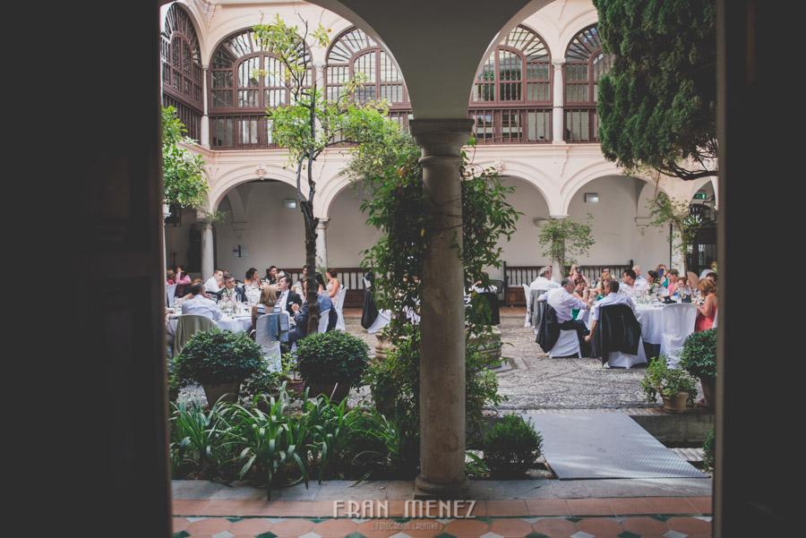 Fotografias de Boda en el Parador de Granada. Patty y Alex. Fran Menez Fotógrafo 142