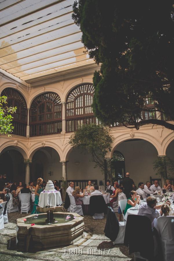 Fotografias de Boda en el Parador de Granada. Patty y Alex. Fran Menez Fotógrafo 143