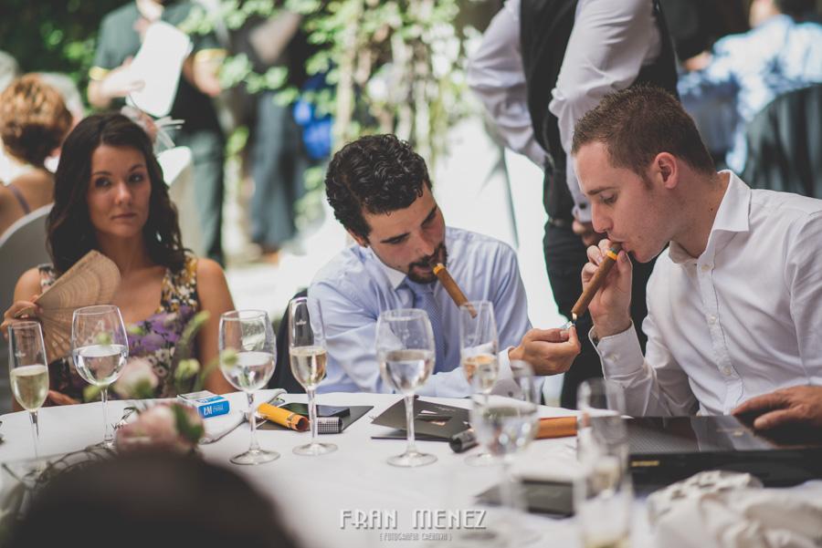 Fotografias de Boda en el Parador de Granada. Patty y Alex. Fran Menez Fotógrafo 160