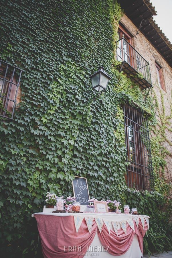 Fotografias de Boda en el Parador de Granada. Patty y Alex. Fran Menez Fotógrafo 170