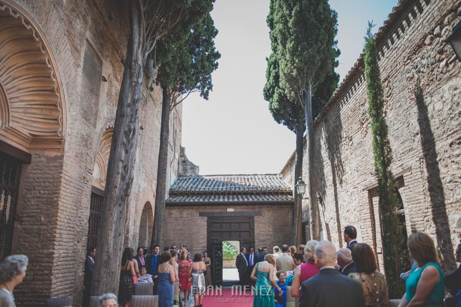 Fotografias de Boda en el Parador de Granada. Patty y Alex. Fran Menez Fotógrafo 53
