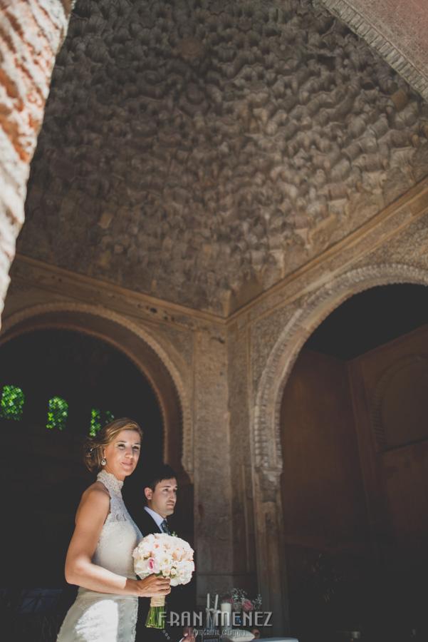 Fotografias de Boda en el Parador de Granada. Patty y Alex. Fran Menez Fotógrafo 71