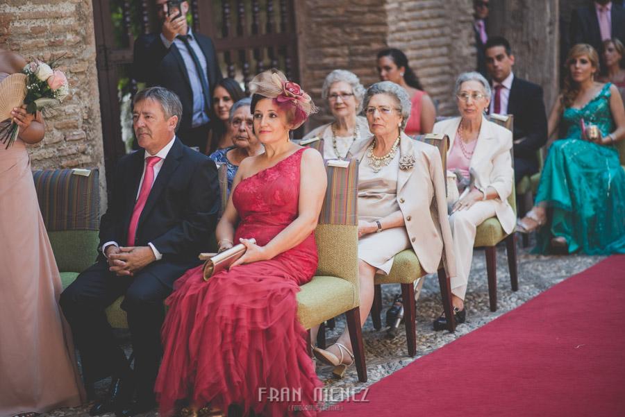 Fotografias de Boda en el Parador de Granada. Patty y Alex. Fran Menez Fotógrafo 88