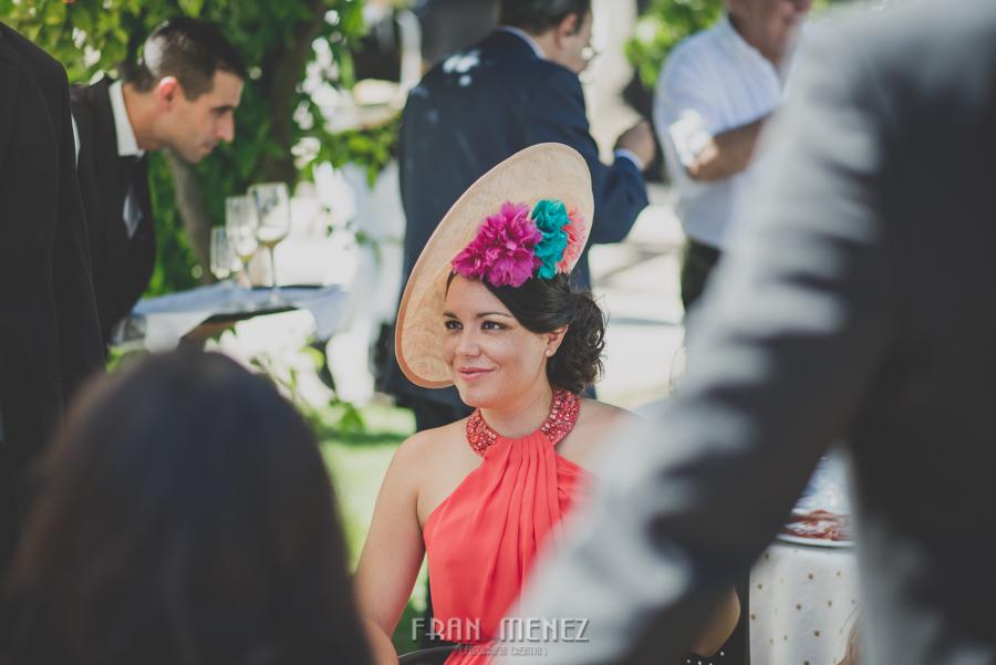 Fran Ménez Fotógrafia de Bodas. Fotógrafo de Bodas en Andalucía. María y Fran. Boda en Las Angustias y en La Finca, Santa Fe 138