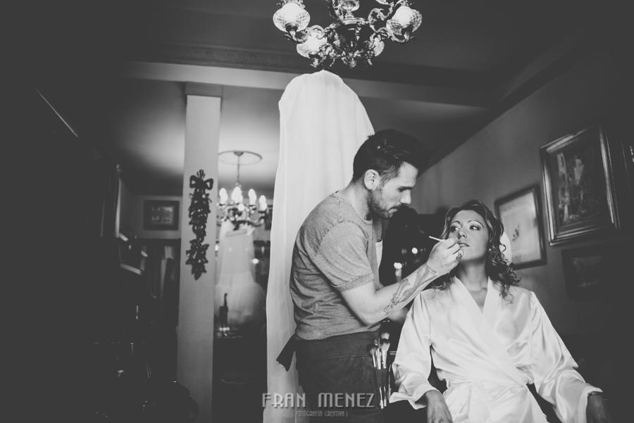 Fran Ménez Fotógrafia de Bodas. Fotógrafo de Bodas en Andalucía. María y Fran. Boda en Las Angustias y en La Finca, Santa Fe 33
