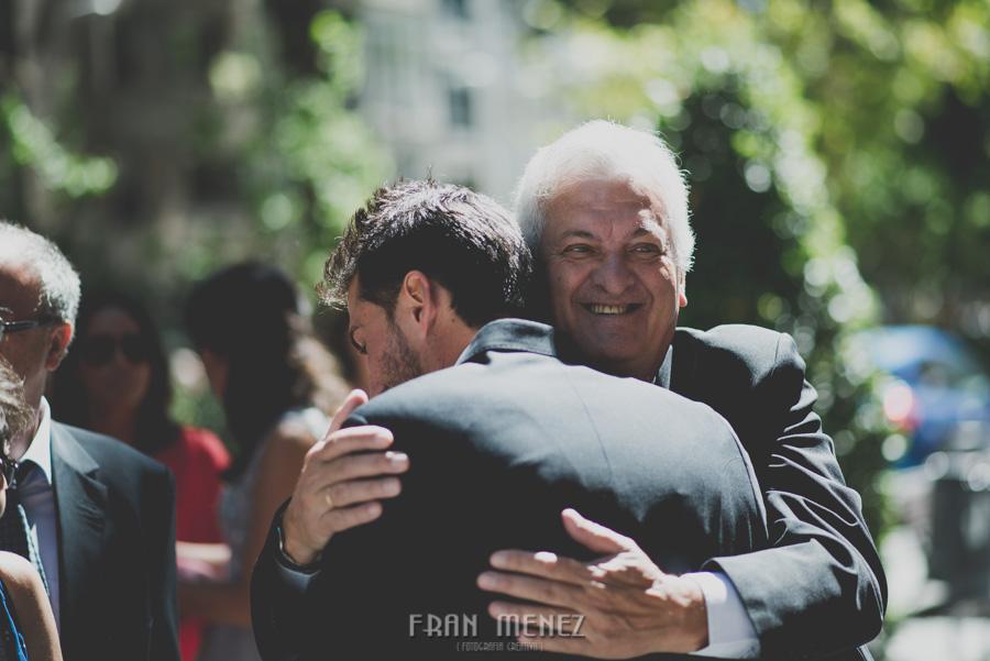 Fran Ménez Fotógrafia de Bodas. Fotógrafo de Bodas en Andalucía. María y Fran. Boda en Las Angustias y en La Finca, Santa Fe 56