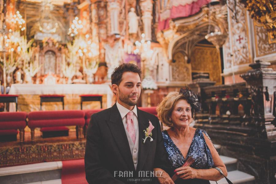 Fran Ménez Fotógrafia de Bodas. Fotógrafo de Bodas en Andalucía. María y Fran. Boda en Las Angustias y en La Finca, Santa Fe 62
