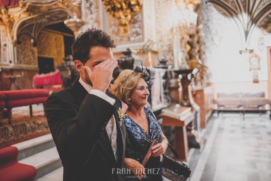 Fran Ménez Fotógrafia de Bodas. Fotógrafo de Bodas en Andalucía. María y Fran. Boda en Las Angustias y en La Finca, Santa Fe 64
