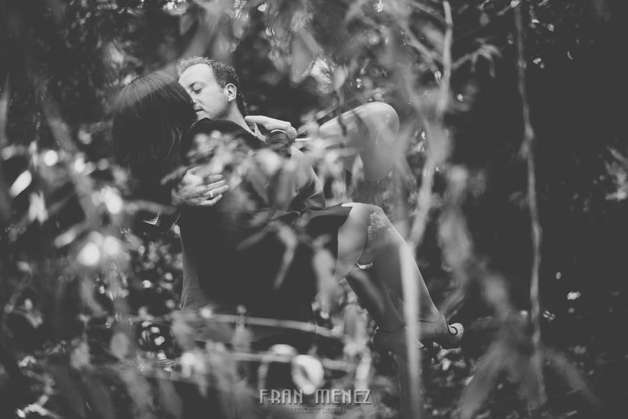 Mercedes y Alberto. Pre Boda en la Alhambra y Carmen de los Mártires. Fran Menez Fotógrafo 12