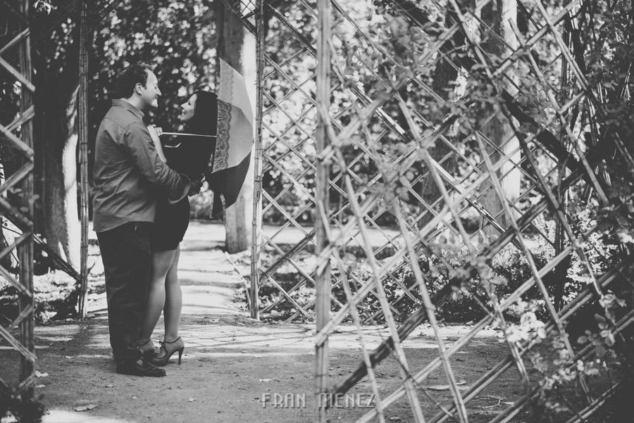 Mercedes y Alberto. Pre Boda en la Alhambra y Carmen de los Mártires. Fran Menez Fotógrafo 24