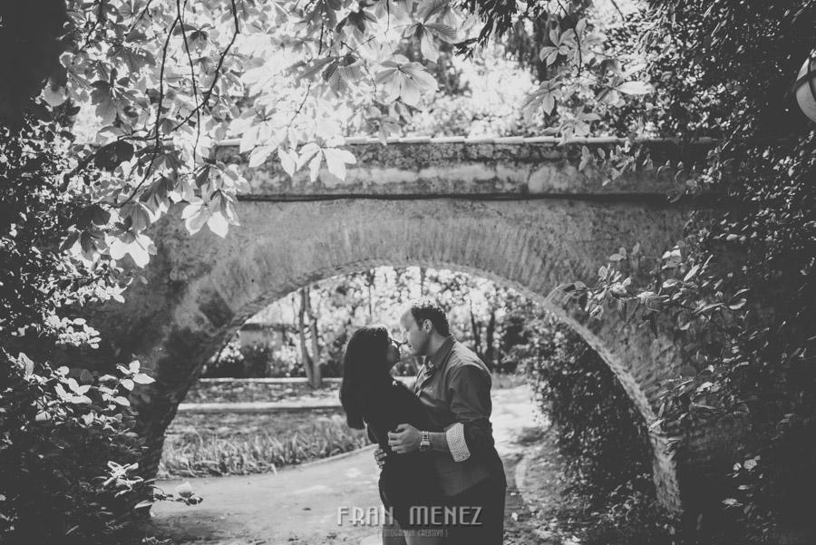 Mercedes y Alberto. Pre Boda en la Alhambra y Carmen de los Mártires. Fran Menez Fotógrafo 31