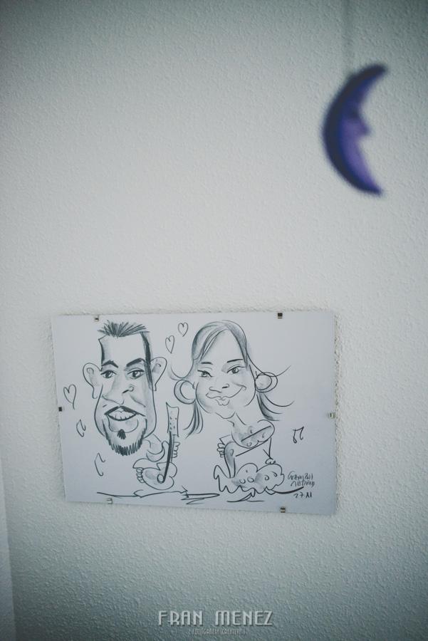 Fotografias de Boda en el Cortijo de la Alameda. Mercedes y Jony. Fran Ménez Fotografo. 16
