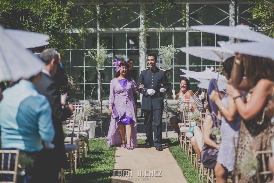 Fotografias de Boda en el Cortijo de la Alameda. Mercedes y Jony. Fran Ménez Fotografo. 45