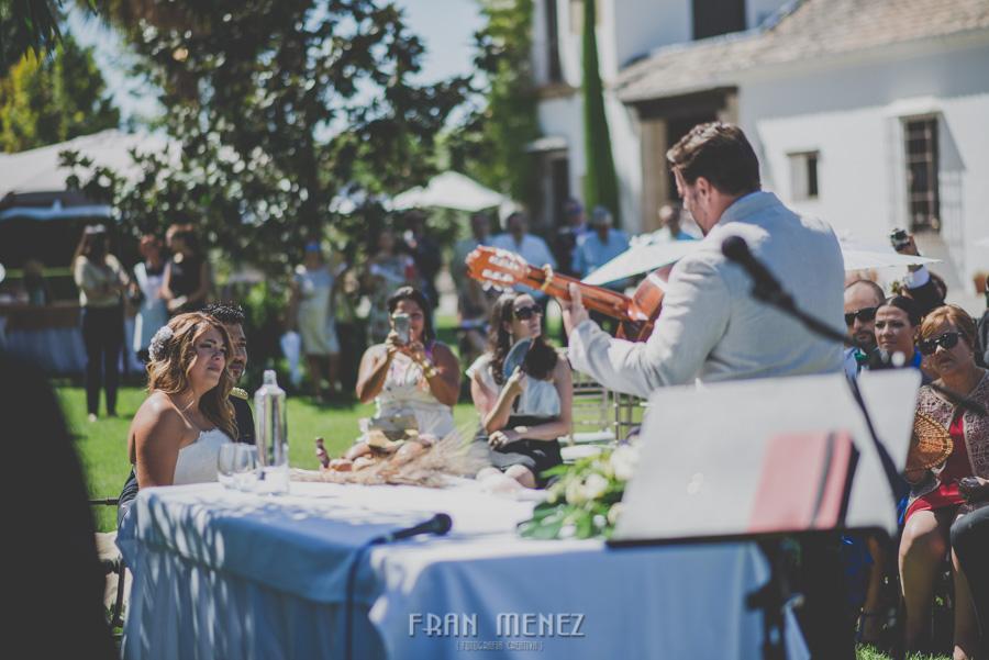 Fotografias de Boda en el Cortijo de la Alameda. Mercedes y Jony. Fran Ménez Fotografo. 68
