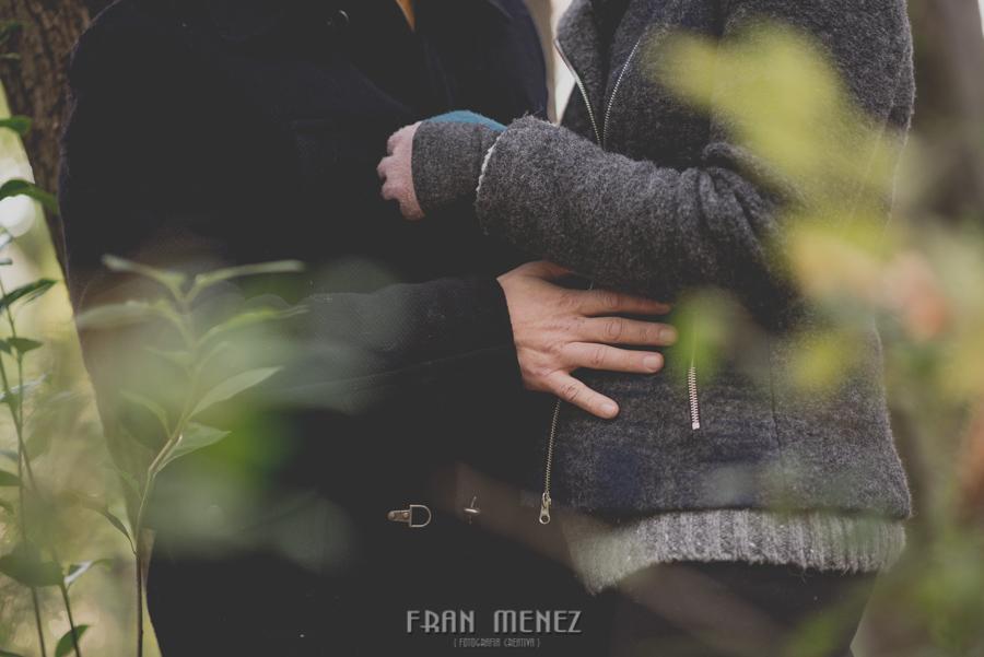Pre Boda en los alrededores de la Alhambra. Pilar y Diego. Fran Ménez Fotografía de Parejas 20