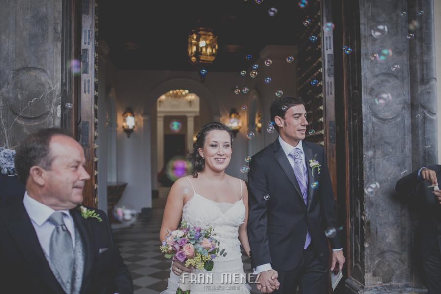 Tere y Nacho. Boda en el Carmen de los Mártires y Hotel Luna de Granada. Fran Ménez Fotografía de Boda en Granada 55