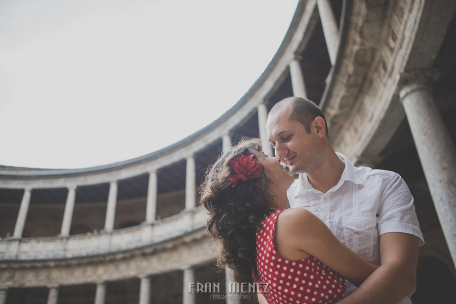 Photographer in Granada. Sesion love in Granada. Wedding photograper in Granada 6
