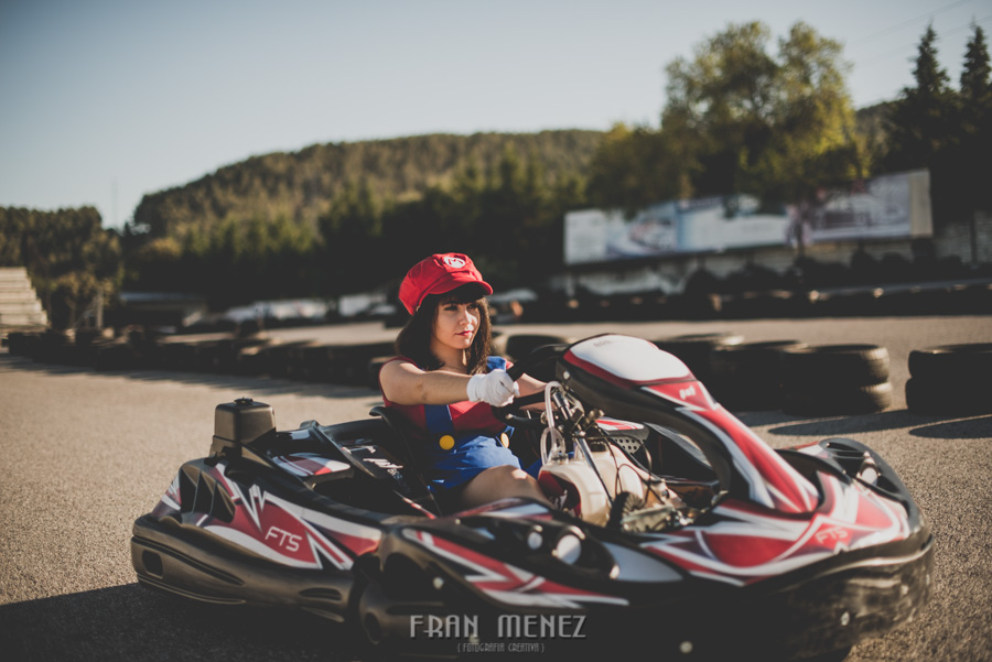Sesion Cosplay Super Mario kart 16